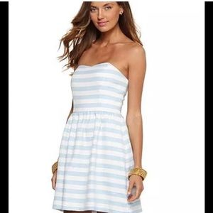 ✨LILLY PULITZER✨ strapless dress